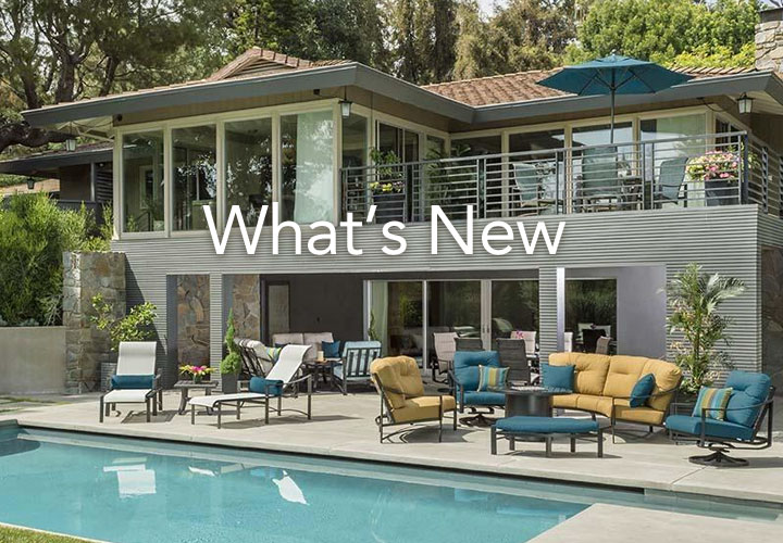 what's new residential
