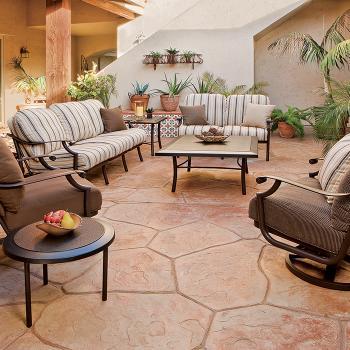 cushion patio furniture