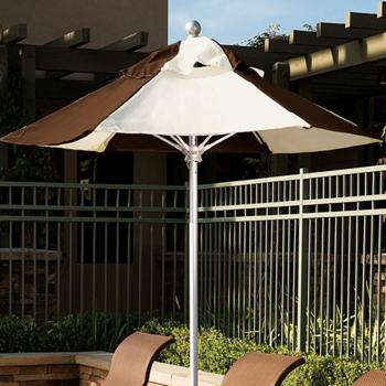 elegant outdoor umbrella